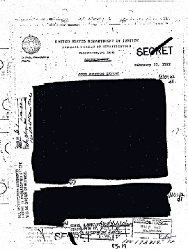 John Lennon FBI Pages